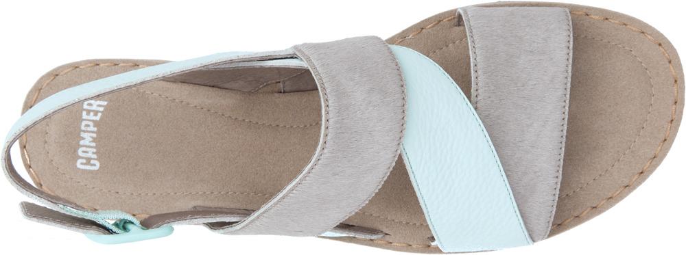 Camper PimPom Multicolor Sandals Women K200138-004