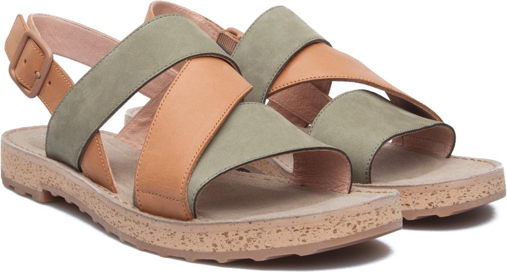 Camper PimPom Multicolor Sandals Women K200138-006