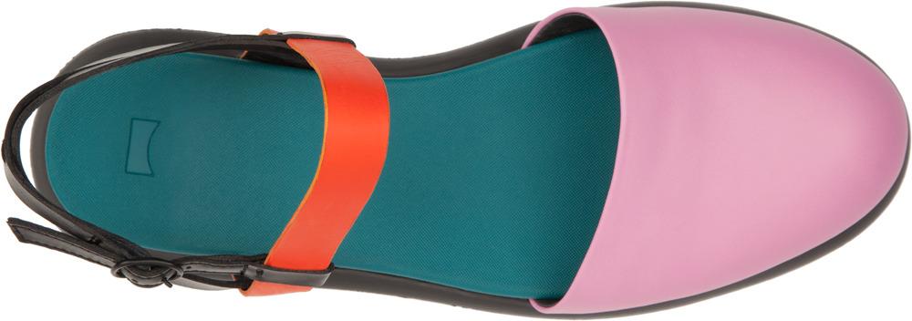 Camper Capsula Multicolor Flats Women K200145-002