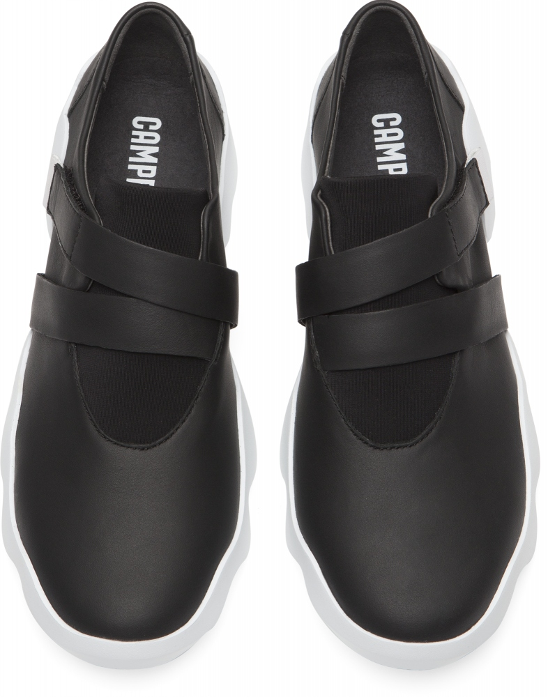 Camper Dub Black Sneakers Women K200159-010