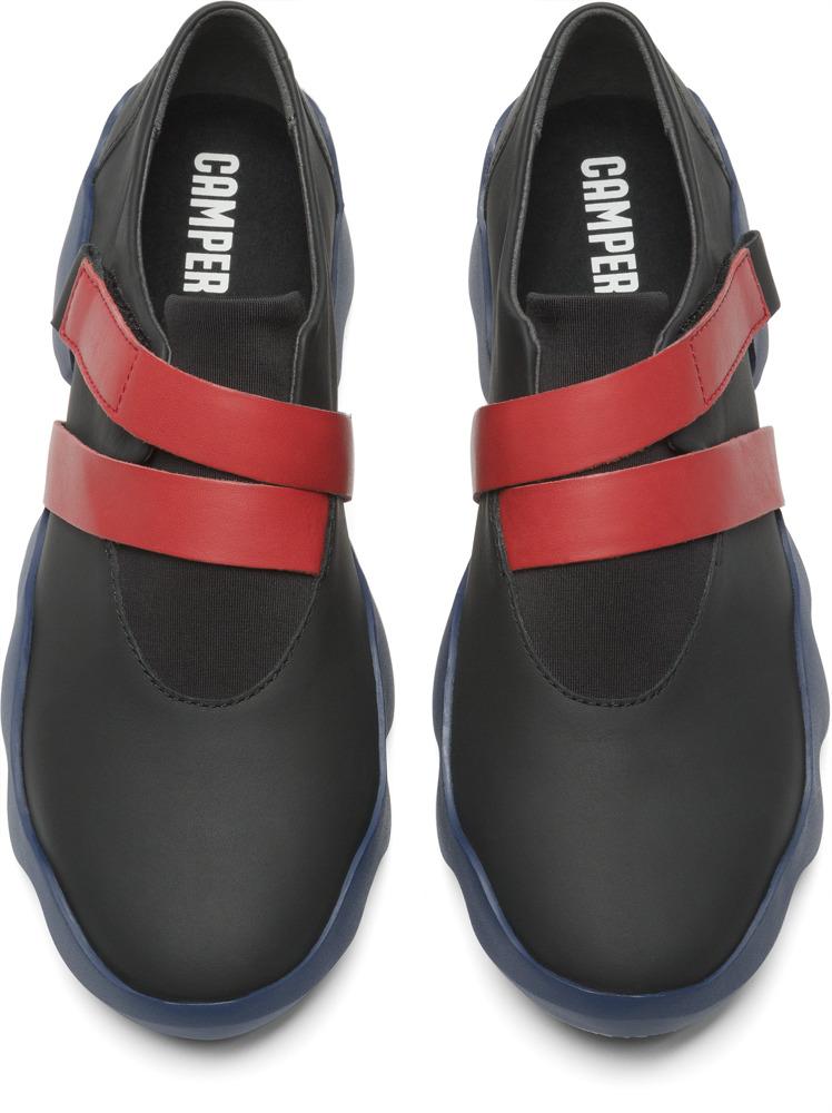 Camper Dub Negre Sneakers Dona K200159-011
