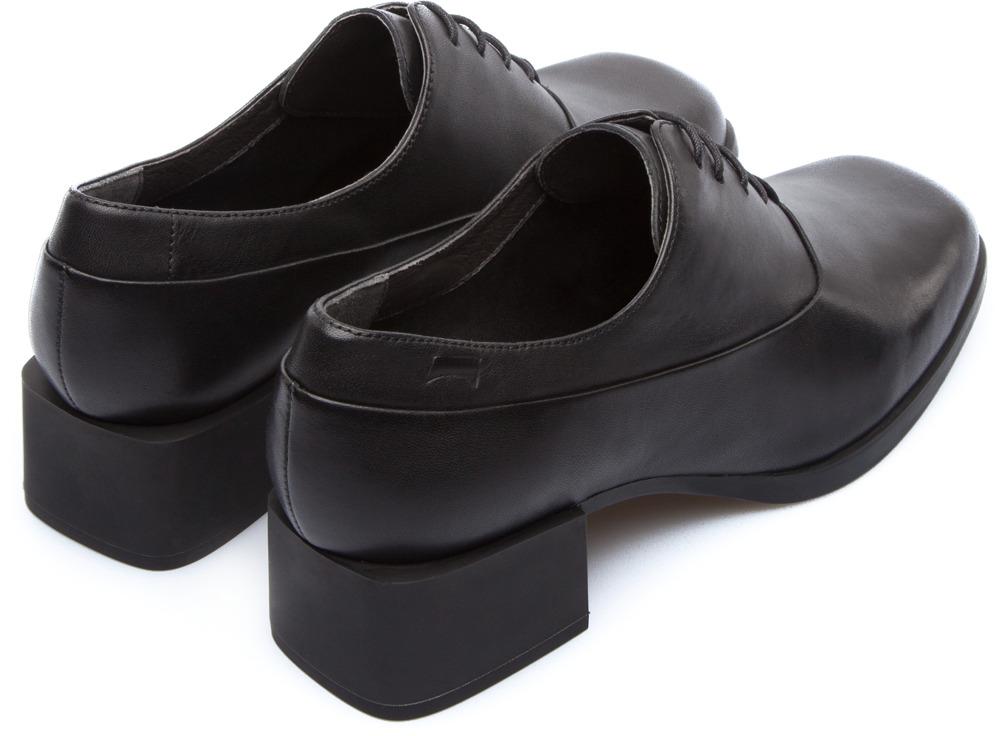 Camper Kobo Negro Zapatos de tacón Mujer K200216-001