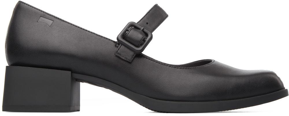 Camper Kobo Negro Zapatos de tacón Mujer K200218-001