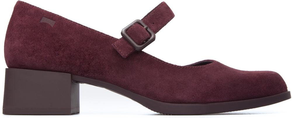 Camper Kobo Rojo Zapatos de tacón Mujer K200218-003