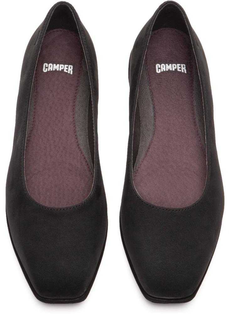 Camper Fidelia Black Flats Women K200222-001