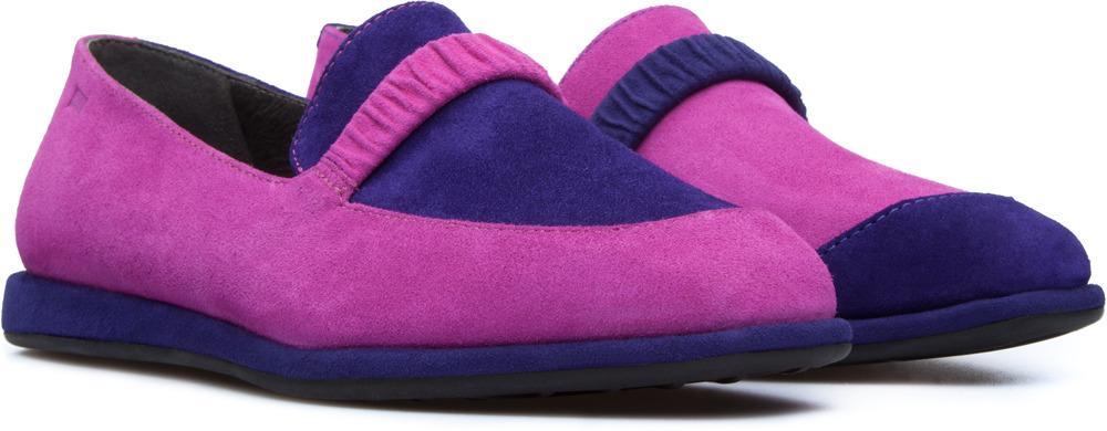 Camper Twins Multicolor Flats Women K200227-002