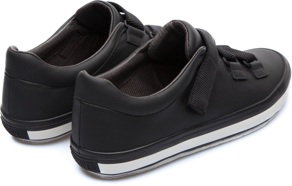 Camper Portol Black Sneakers Women K200237-002