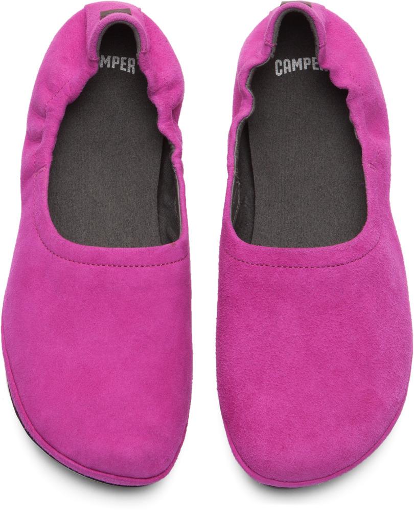 Camper Right Violeta Zapatos planos Mujer K200238-001