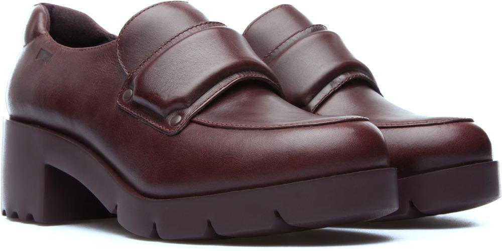 Camper Wanda Rojo Zapatos de tacón Home K200244-002