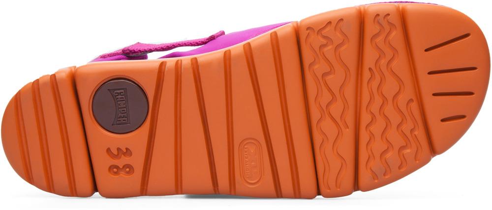 Camper Oruga Purple Sandals Women K200276-002