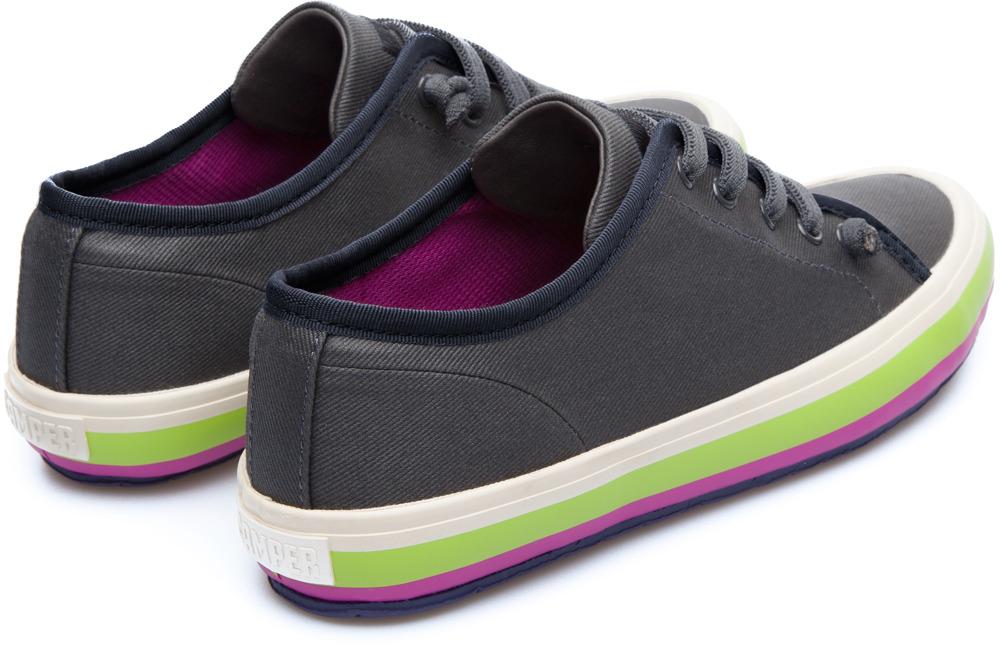 Camper Portol Gris Sneakers Dona K200277-001