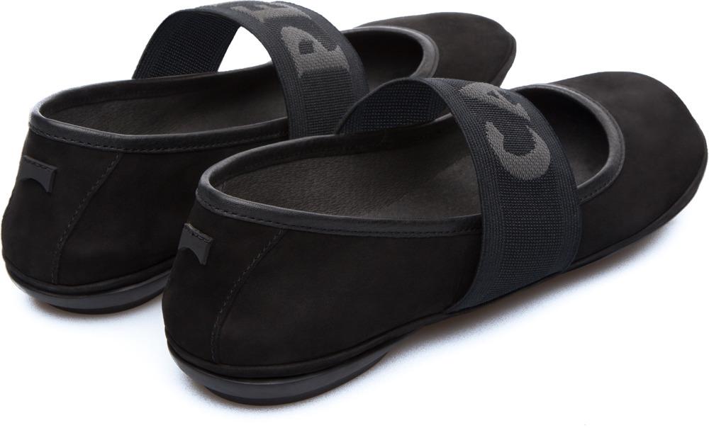 Camper Twins Black Flats Women K200288-002