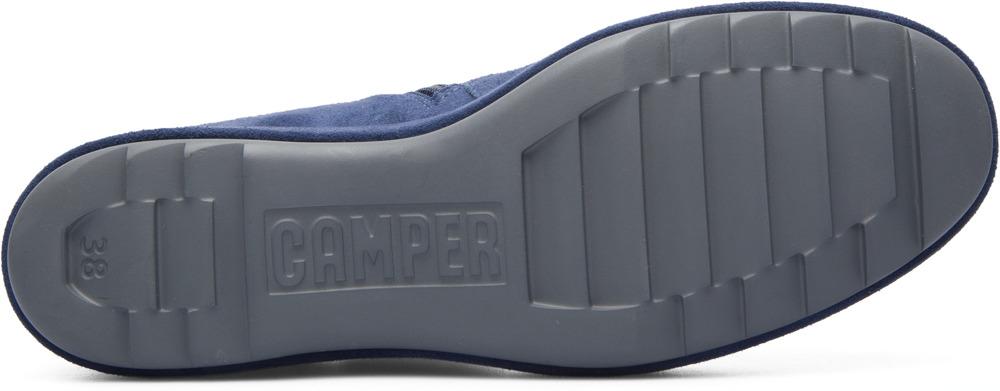 Camper Laika Azul Plataformas Mujer K200289-003