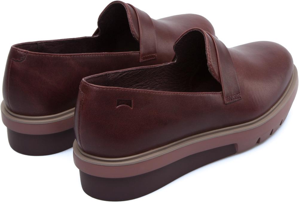 Camper Marta Rojo Zapatos planos Mujer K200293-001