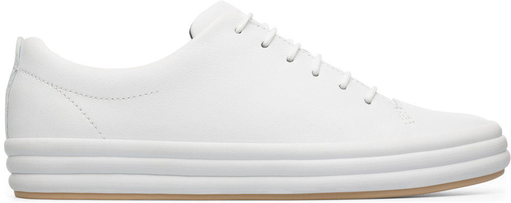 Camper Hoops White Sneakers Women K200298-004