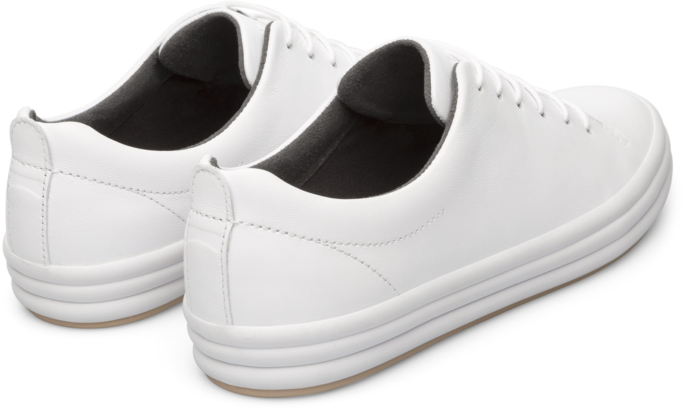 Camper Hoops White Casual Shoes Women K200298-004