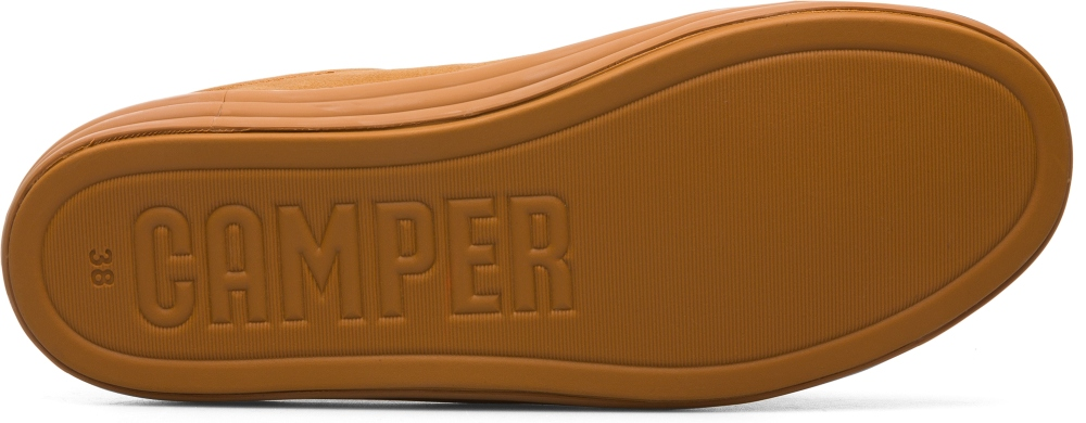 Camper Hoops Marron Chaussures casual Femme K200298-012
