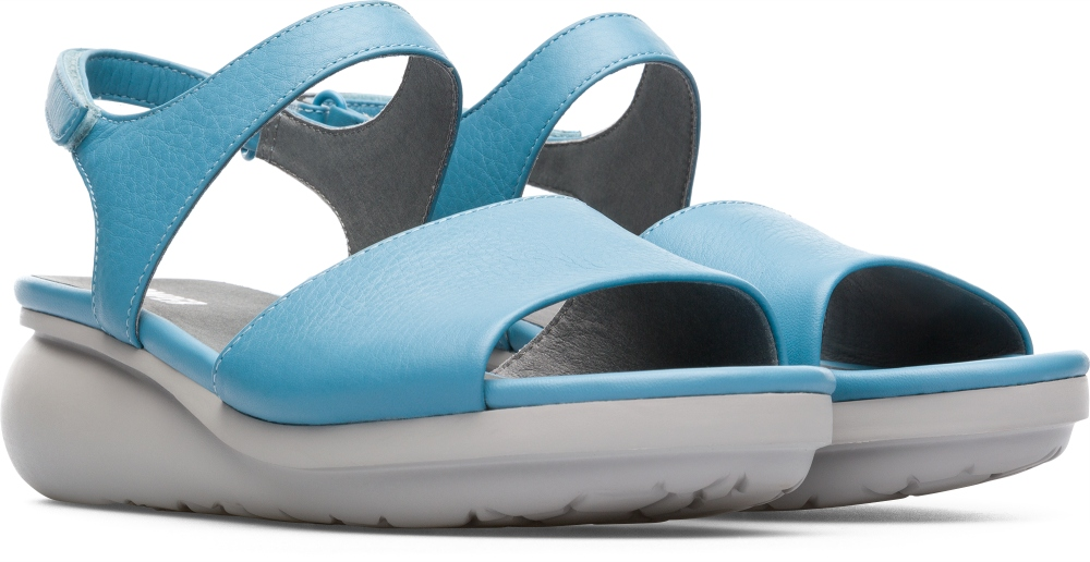 Camper Balloon Blue Casual Shoes Women K200301-008