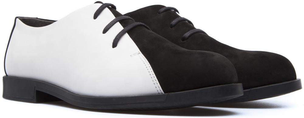 a9874e76b711ad Camper Twins Multicolor Flache Schuhe Damen K200306-002