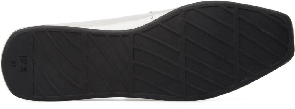 Camper Fidelia Grey Flat Shoes Women K200318-001