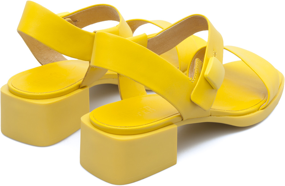 Camper Kobo Yellow Heels Women K200326-001
