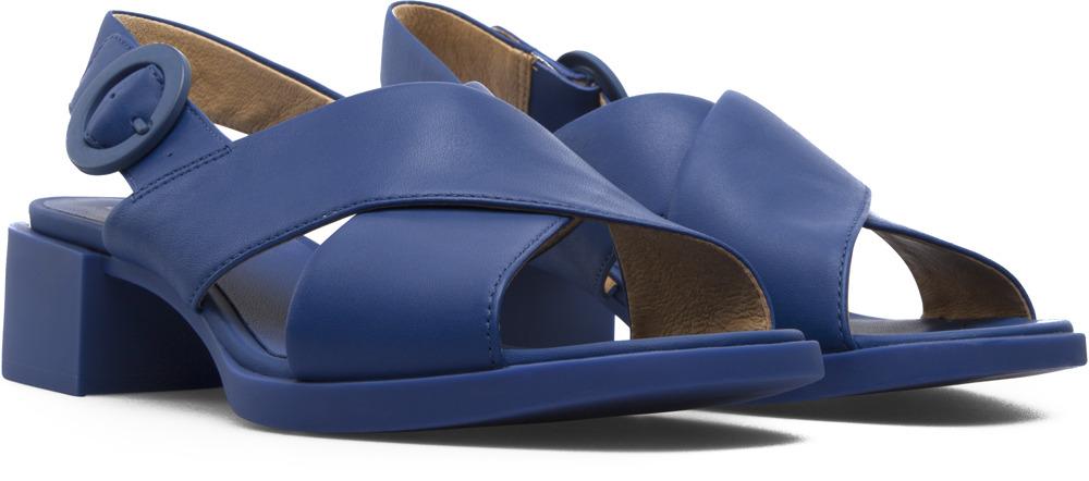 Camper Kobo Niebieski Sandały Kobiety K200327-002