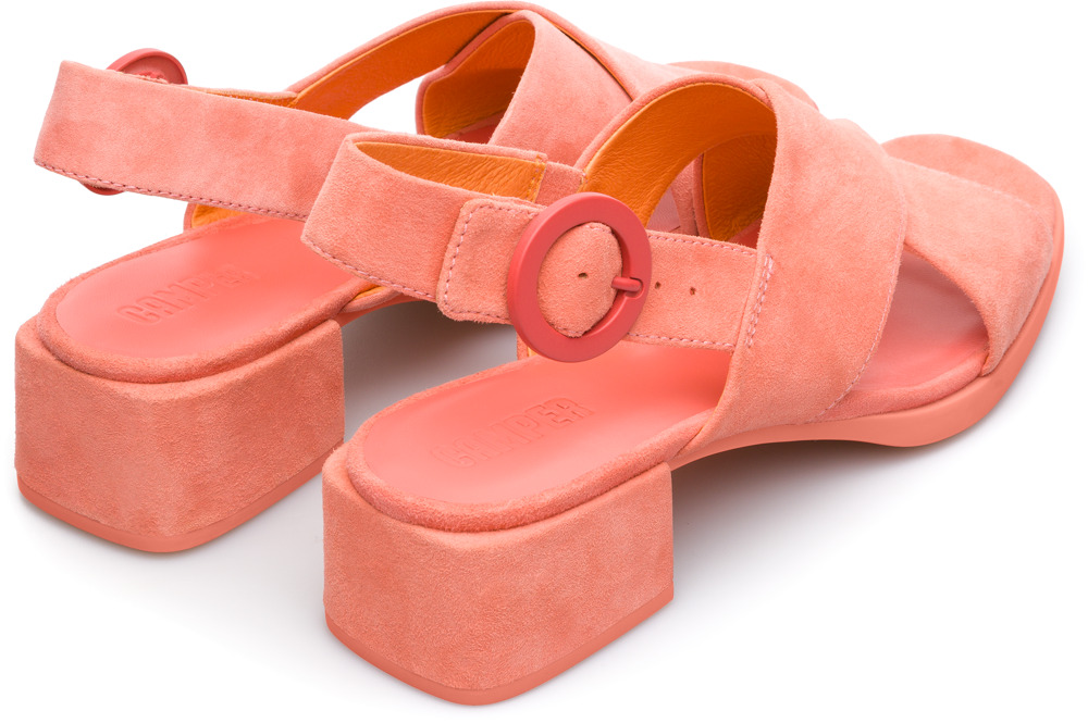 Camper Kobo Pink Formal Shoes Women K200327-005