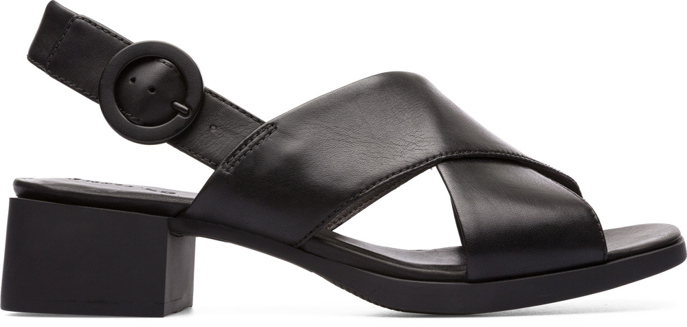 Camper Kobo Black Formal Shoes Women K200327-006