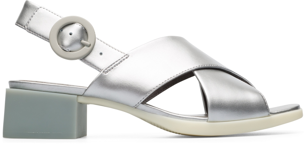 Camper Kobo Grey Formal Shoes Women K200327-008
