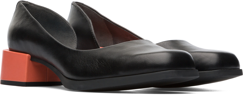 Camper Twins Black Formal Shoes Women K200331-004