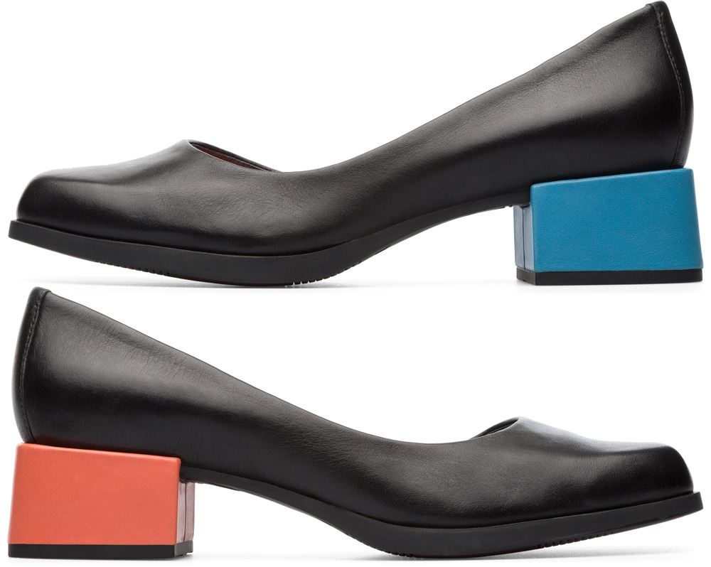 Camper Twins Schwarz Elegante Schuhe Damen K200331-004