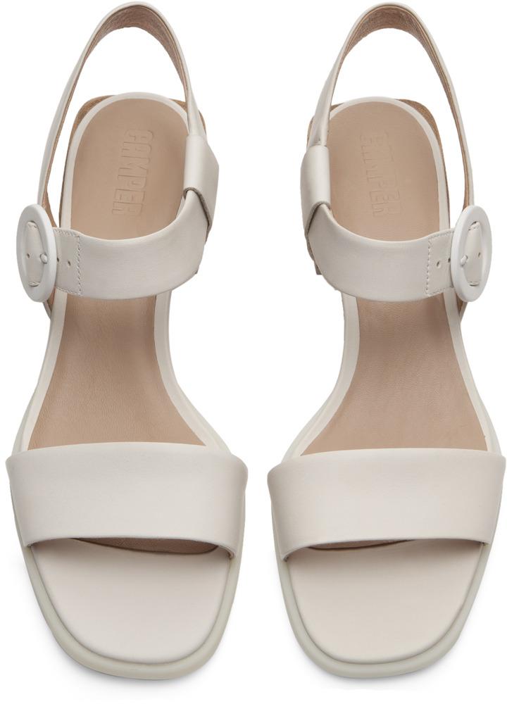 Camper Kobo White Sandals Women K200342-001