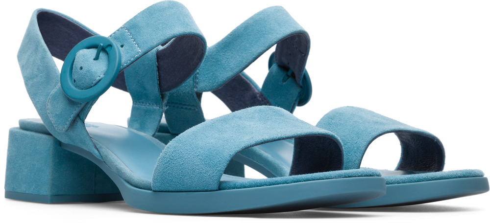 Camper Kobo Blue Formal Shoes Women K200342-003