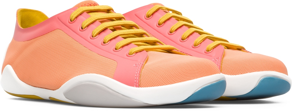 Camper Noshu Orange Baskets Femme K200351-009