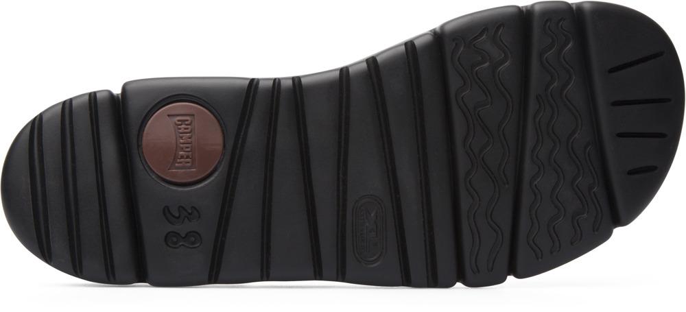 Camper Oruga Czarny Sandały Kobiety K200355-002