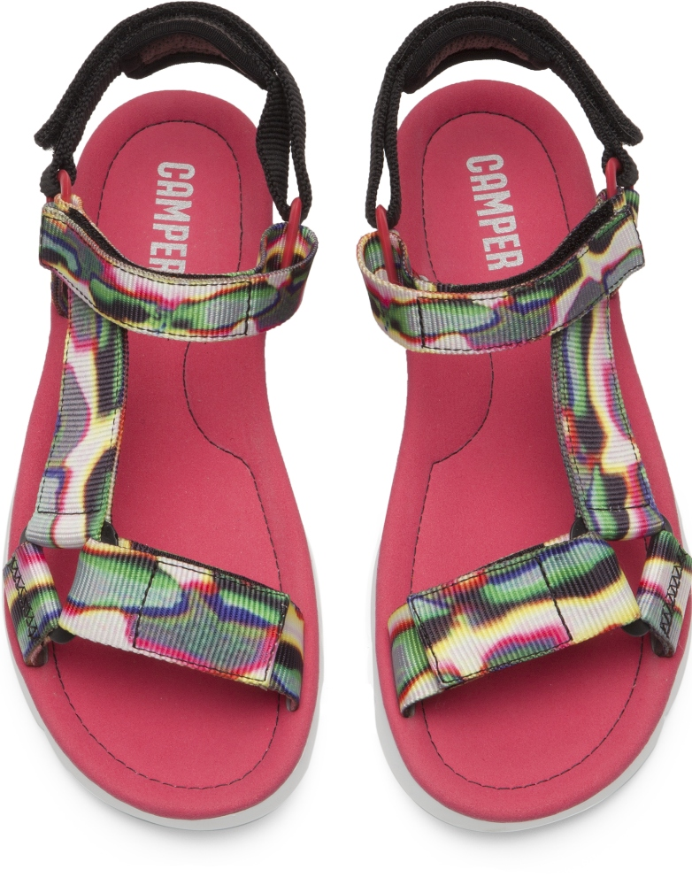 Camper Oruga Multicolor Sandals Women K200356-002