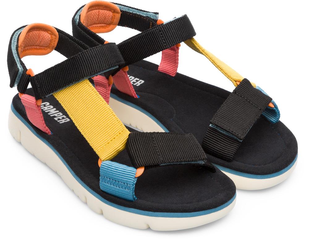 Camper Oruga Multicolor Chaussures plates Femme K200356-004
