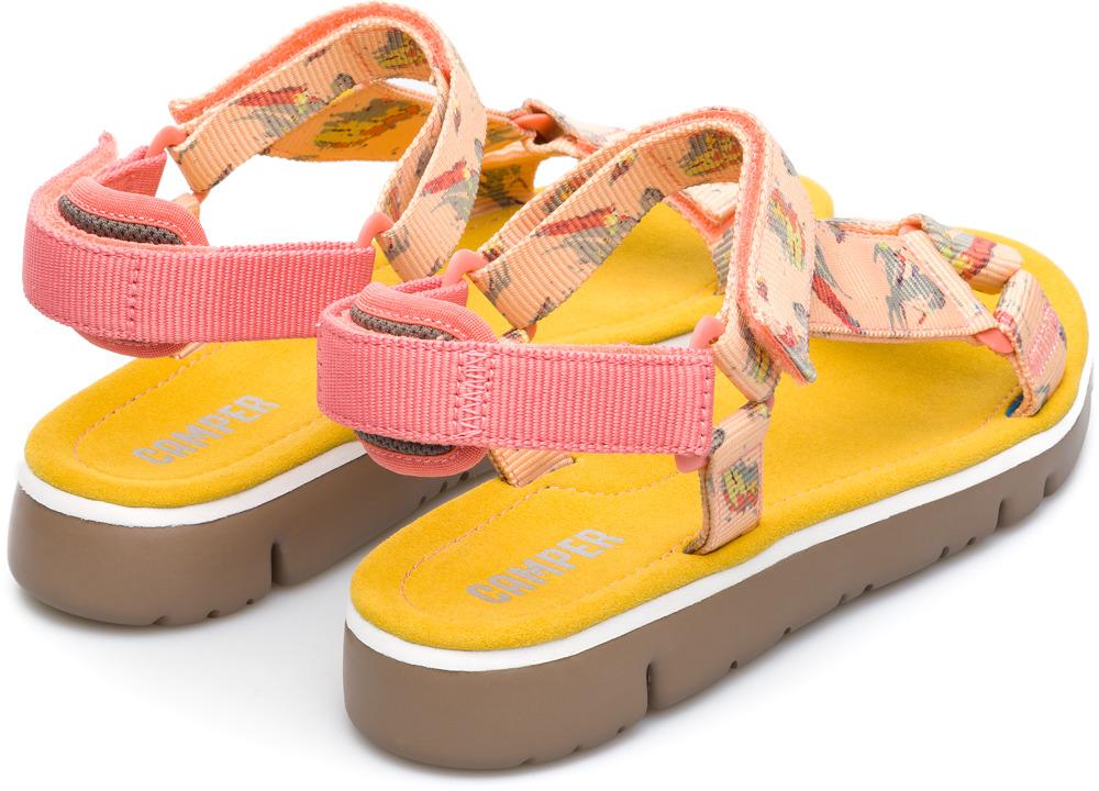 Camper Oruga Multicolor Chaussures plates Femme K200356-005