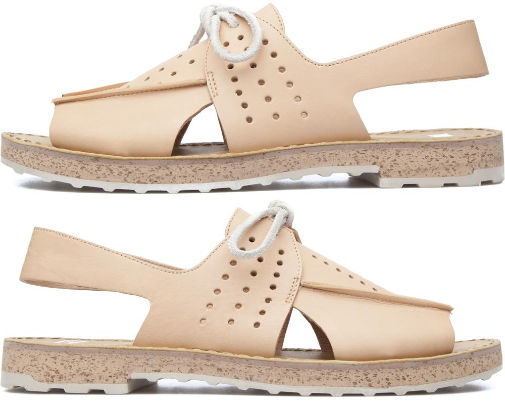 Camper Twins Pink Sandals Women K200381-001