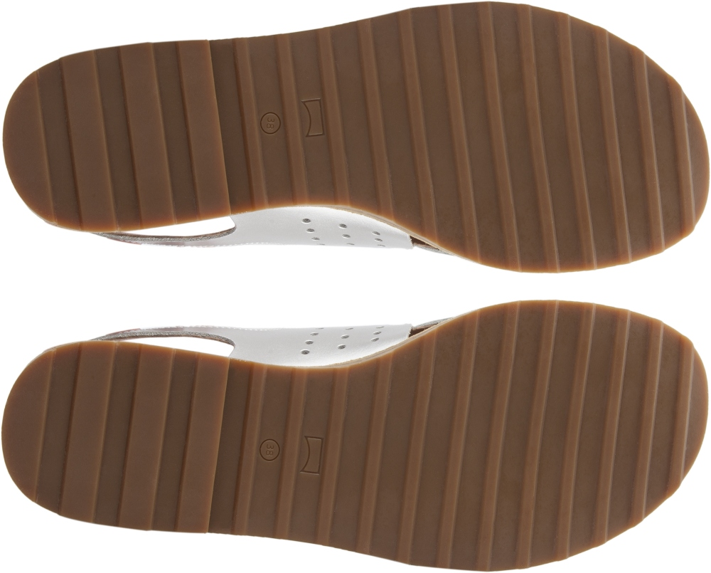 Camper Twins Grey Sandals Women K200381-002