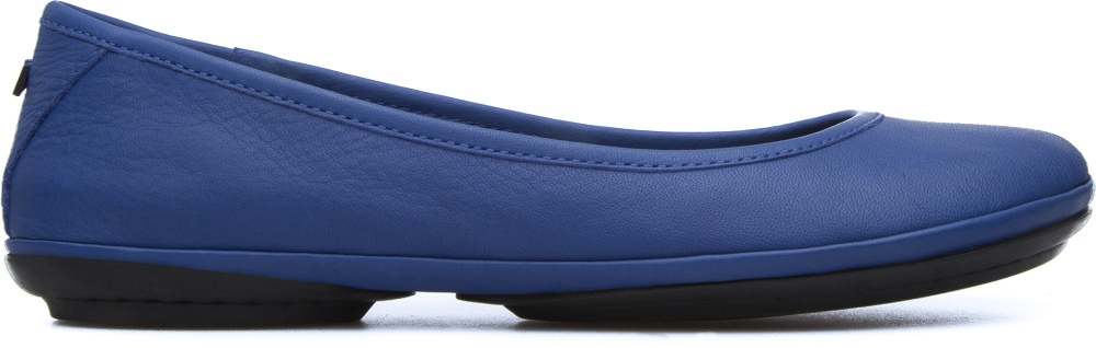 Camper Right Blau Ballerinas Damen K200387-001