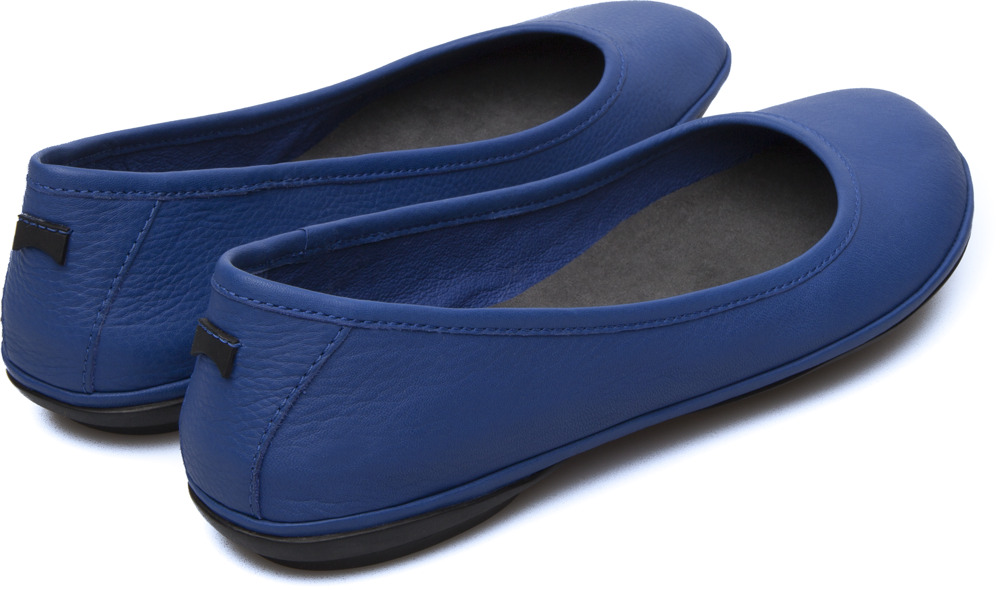 Camper Right Blue Ballerinas Women K200387-001
