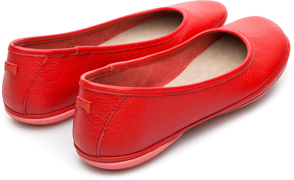 Camper Right Red Casual Shoes Women K200387-005