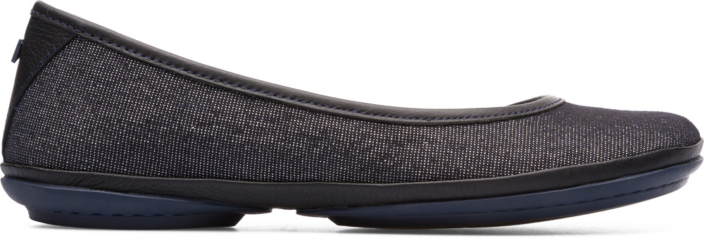 Camper Right Blue Casual Shoes Women K200387-008