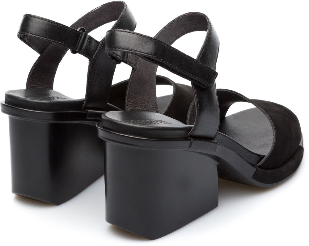 Camper Ivy Black Heels Women K200398-001