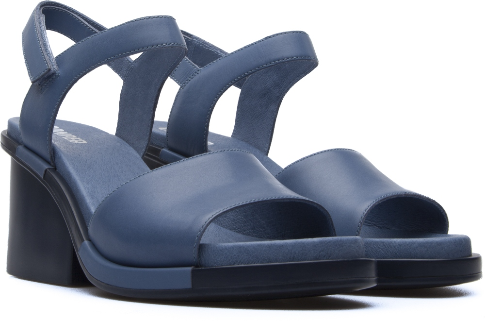 Camper Ivy Blue Sandals Women K200398-002