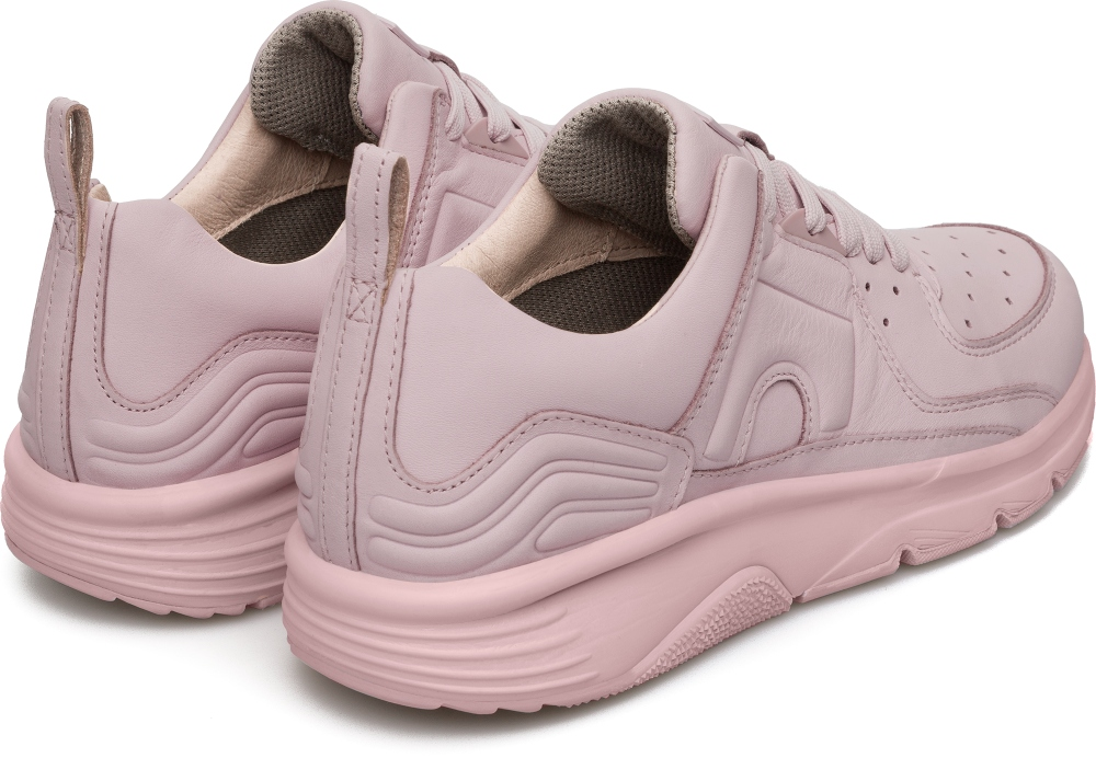 Camper Noon - Baskets en cuir - rose GFkDw5Joq
