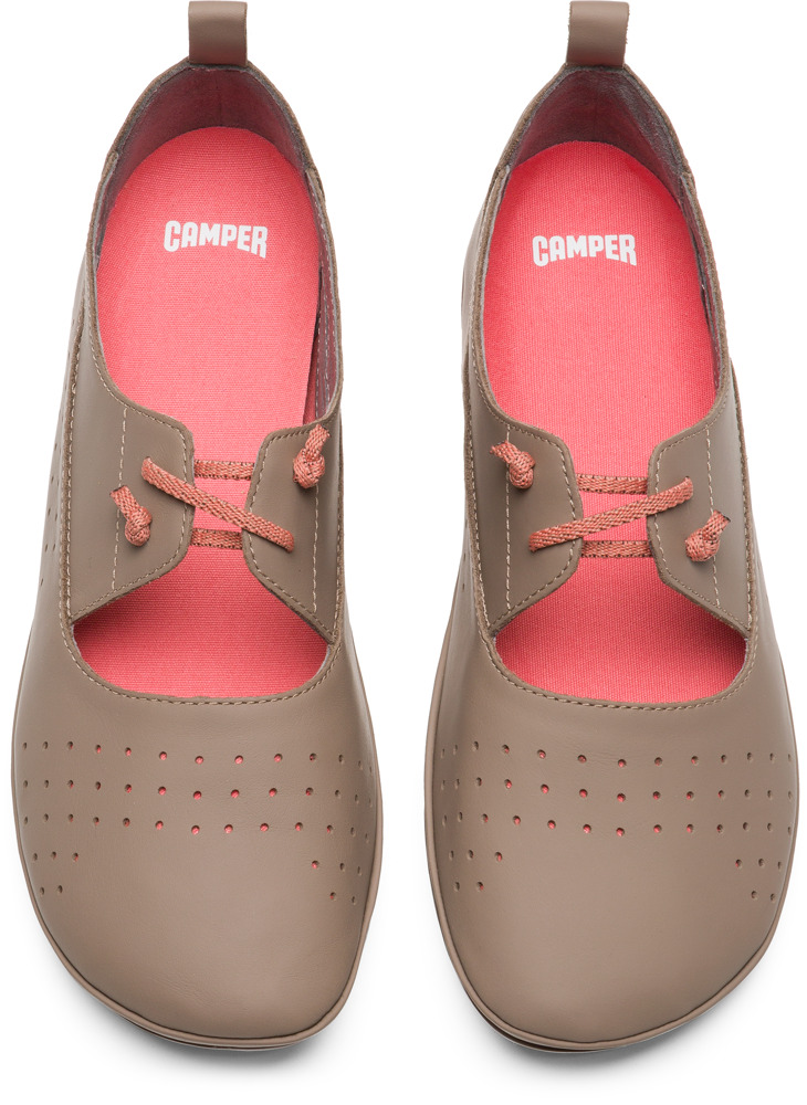 Camper Right Beige Chaussures casual Femme K200441-007