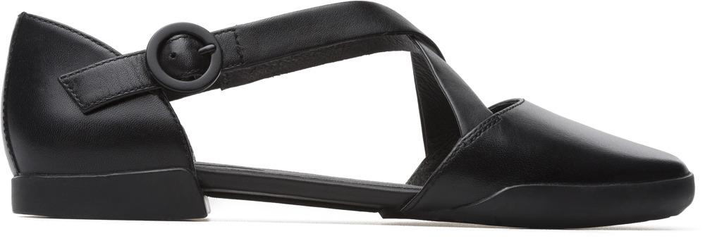 Camper TipTap Noir Chaussures plates Femme K200449-001