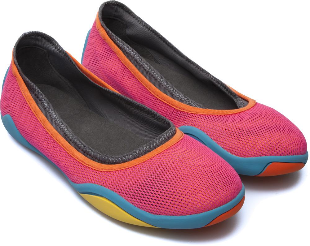 Camper Noshu Pink Ballerinas Women K200455-001
